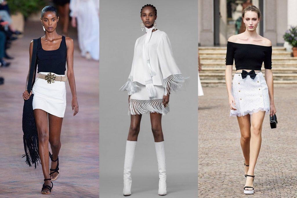 La imagen tiene un atributo ALT vacío; su nombre de archivo es camaleonicas-trends-tendencias-minifaldas-blancas-primavera-verano-2021-1024x683.jpg